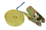 Крепежный ремень,400*5 см,желтый 67448-67